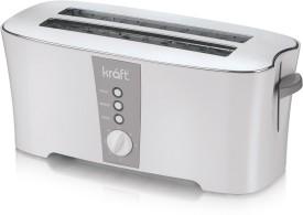 Kraft Atheno 4 Slice 700W Pop Up Toaster