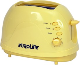 Euroline EL 820 Pop Up Toaster