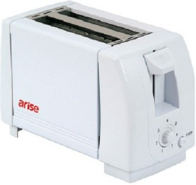 Arise YT-6002 A 2 Slice Pop Up Toaster