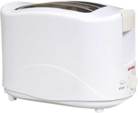 Arise B0196MEZH6 750W 2 Slice Pop Up Toaster