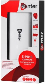 Enter PB10 10000 mAh Power Bank