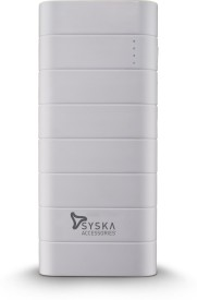 Syska Power Boost 100 10000mAh Power Bank
