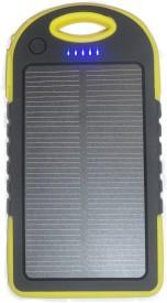 Solar Inertia 5000mAh Power Bank