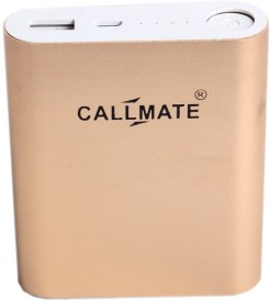 Callmate Alloy PB10400A 10400mAh Power Bank