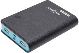Callmate Leather Wallet 15600mAh Power Bank