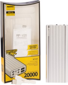 Remax Vanguard 20000mAh Power Bank