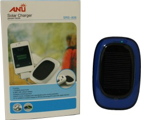 Anu SRS-806 3000 mAh Solar Power Bank