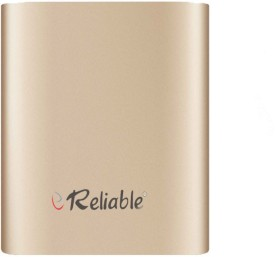 Reliable RBL4 Metal Tube 10400mAh Power Bank