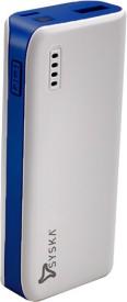 Syska X-5200 5200mAh Power Bank