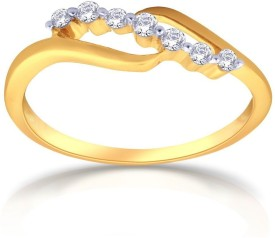 Malabar Gold and Diamonds R55488 18kt Yellow Gold ring