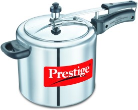Prestige-11605-Aluminium-6.5-L-Pressure-Cooker-(Induction-Bottom,Inner-Lid)