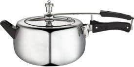 Aluminium 5 L Pressure Cooker (Inner Lid)