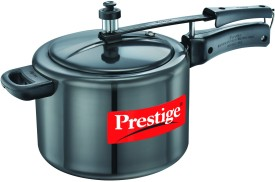 Prestige Nakshatra Aluminium 5 L Pressure Cooker (Inner Lid)