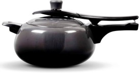 Pigeon Spectra HA Hard Anodized 3.5 L Pressure Cooker (Induction Bottom, Inner Lid)