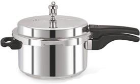 Kumkum KK151 Aluminium 3 L Pressure Cooker (Outer Lid)