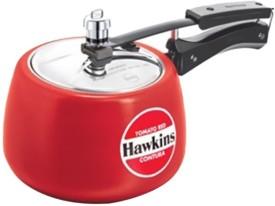 Hawkins CTR50 Aluminium 5 L Pressure Cooker (Inner Lid)