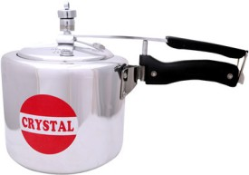 Crystal C2 Aluminium 2 L Pressure Cooker