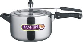 Martin MU008 Aluminium 8 L Pressure Cooker (Inner Lid)