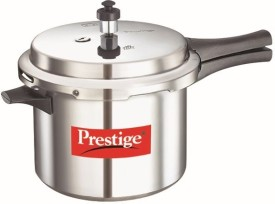 Popular Aluminium 5 L Pressure Cooker (Outer Lid)
