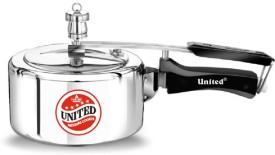 Aluminium 4 L Pressure Cooker (Inner Lid)