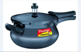 Prestige Hard Anodized Mini Handi 3.3 L Pressure Cooker (Induction Based)