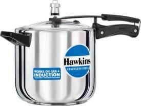Hawkins stainless steel 065 Aluminium 6 L..