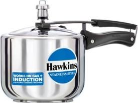Hawkins stainless steel 033 Aluminium 3L..