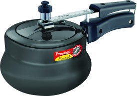 Nakshatra Plus HA Handi Aluminium 2 L Pressure Cooker (Induction Bottom, Inner Lid)