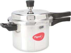 Pigeon 116 Calida Aluminium 3 L Pressure Cooker (Induction Base)