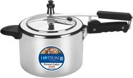 Aluminium 6.5 L Pressure Cooker (Inner Lid)
