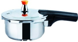 Stainless Steel 2 L Pressure Cooker (Induction Bottom)