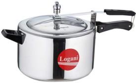 Aluminium 8 L Pressure Cooker (Inner Lid)