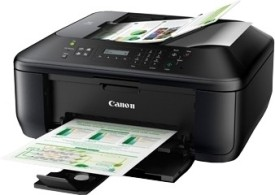 Canon Pixma MX397 Multi-function Inkjet Printer