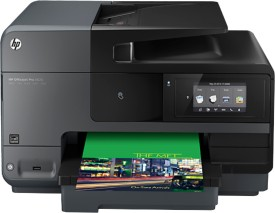 HP Officejet Pro 8620 e Multifunction Inkjet Printer