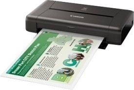Canon PIXMA iP110 Single Function Inkjet Printer