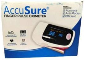 Accu Sure Finger Tip Pulse Oximeter