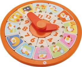 Sevi Educational Puzzle Clock