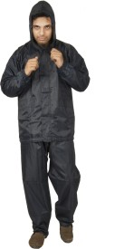 Newera Newenglandpatriots Covered From Gusty Weather Reverseable Solid Men's Raincoat