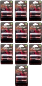 Tuscan AA Ni-Mh 1.2v 1100mAh (Pack Of 10) Rechargeable Battery