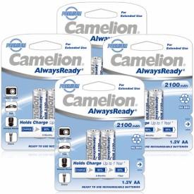 Camelion NH-AA2100ARBP2 2100mAh Ni-Mh (Pack..