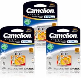 Camelion NH-AAA1100LBBP2 1100mAh Ni-Mh (Pack...