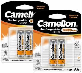 Camelion NH-AA2200BC2 2200mAh Ni-Mh (Pack..