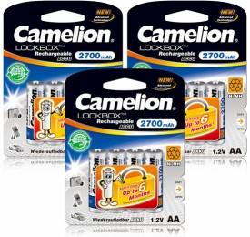 Camelion NH-AA2700LBBP4 2700mAh Ni-Mh (Pack..