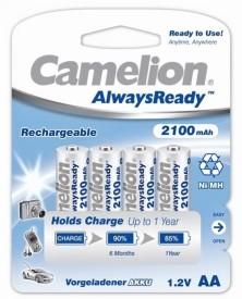 Camelion NH-AA2100ARBP4 2100mAh Ni-Mh (Pack..