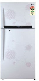 LG GL-M542GPHM 495 Ltr 4S Double Door Refrigerator (Bouquet White)
