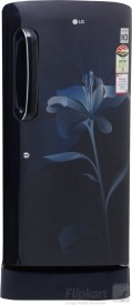 LG 215 L Direct Cool Single Door Refrigerator