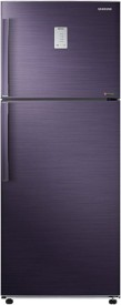 Samsung RT47H537EUT 462 Litres 4S Double Door Refrigerator (Pebble)