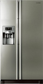 Samsung RS21HUTPN1 585 Litres Side By Side Door Refrigerator