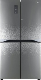 LG GR-M24FWAHL 725 Litres Frost Free Side By Side Door Refrigerator