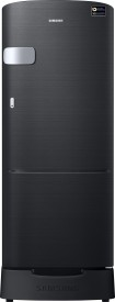 Samsung RR20M1Z2XBS/HL 192L 5S Single-door Refrigerator (Black Mirror VCM)